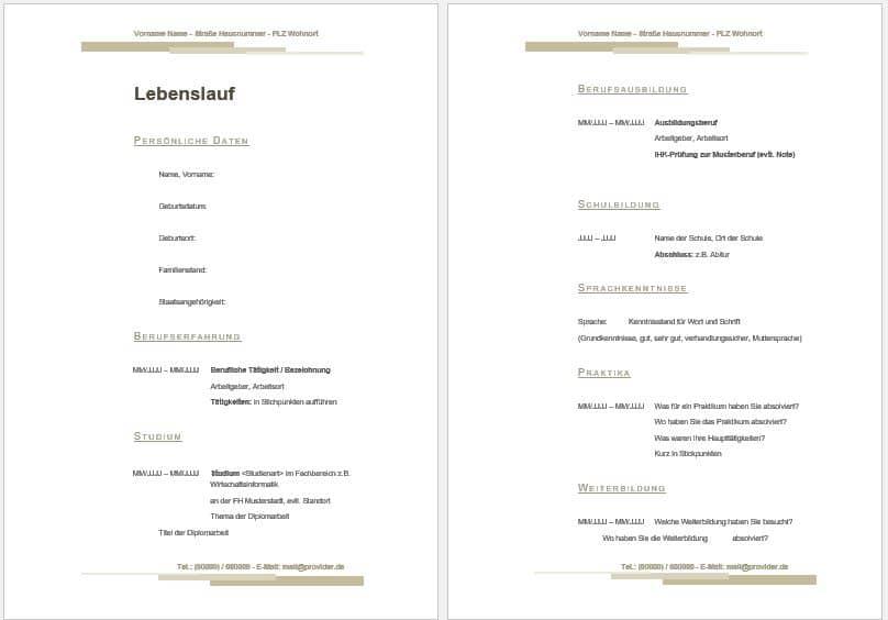 Die Sprachkenntnisse im Lebenslauf, Fremdsprachen sowie Zertifizierungen, Beispiele und Muster finden